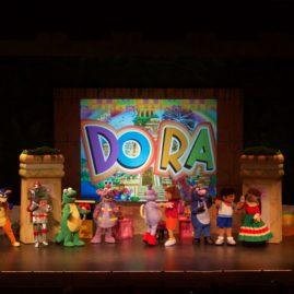 Dora The Explorer Live 2013